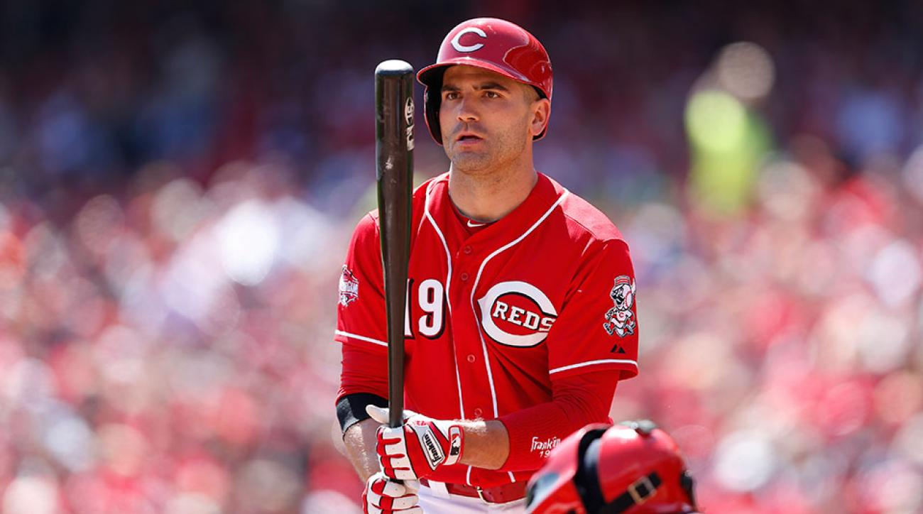 Cincinnati Reds Joey Votto suspended after ejection