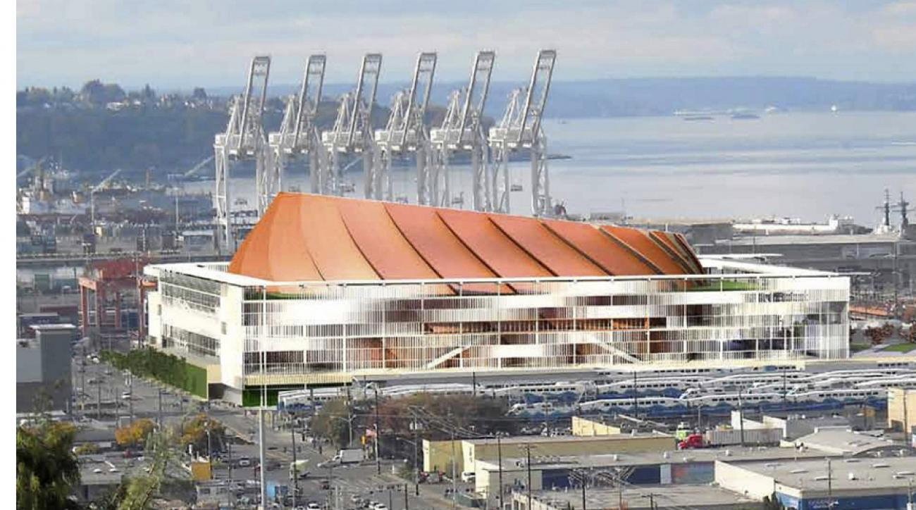 Seattle arena clears major hurdle