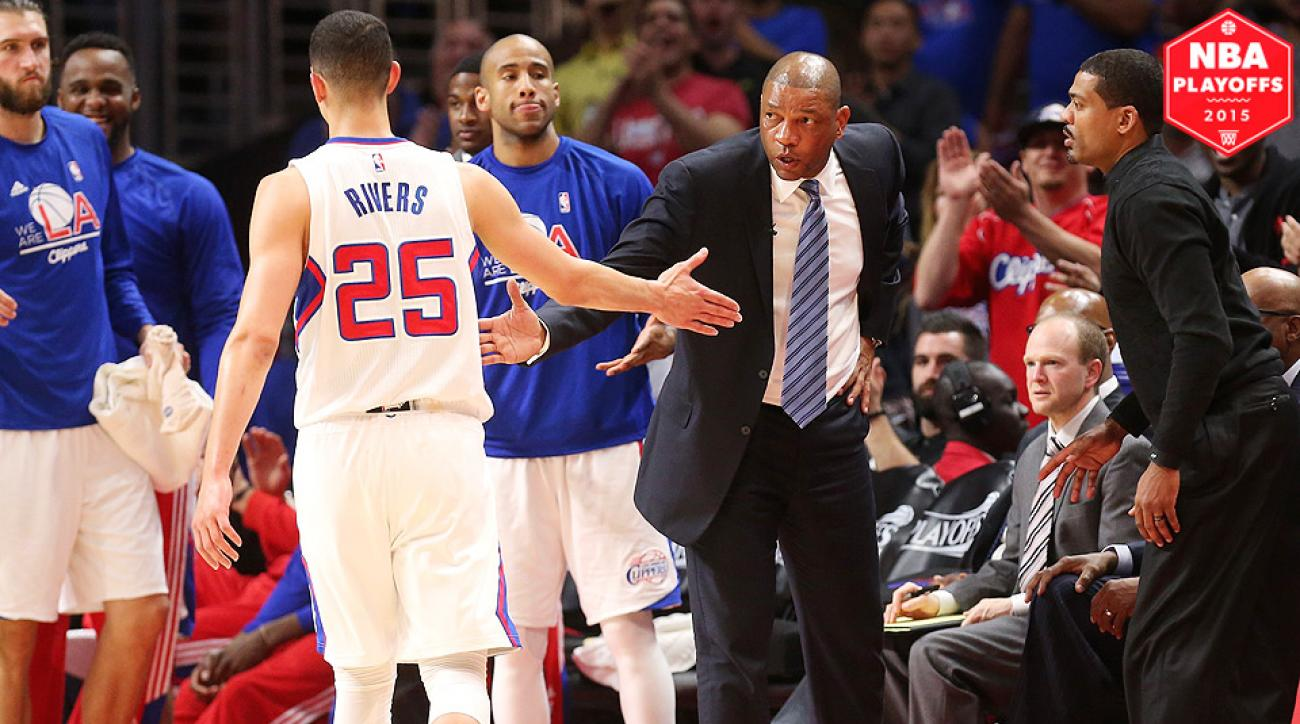Austin Rivers scored 25 points for the Clippers in a Game 3 win over the Rockets.