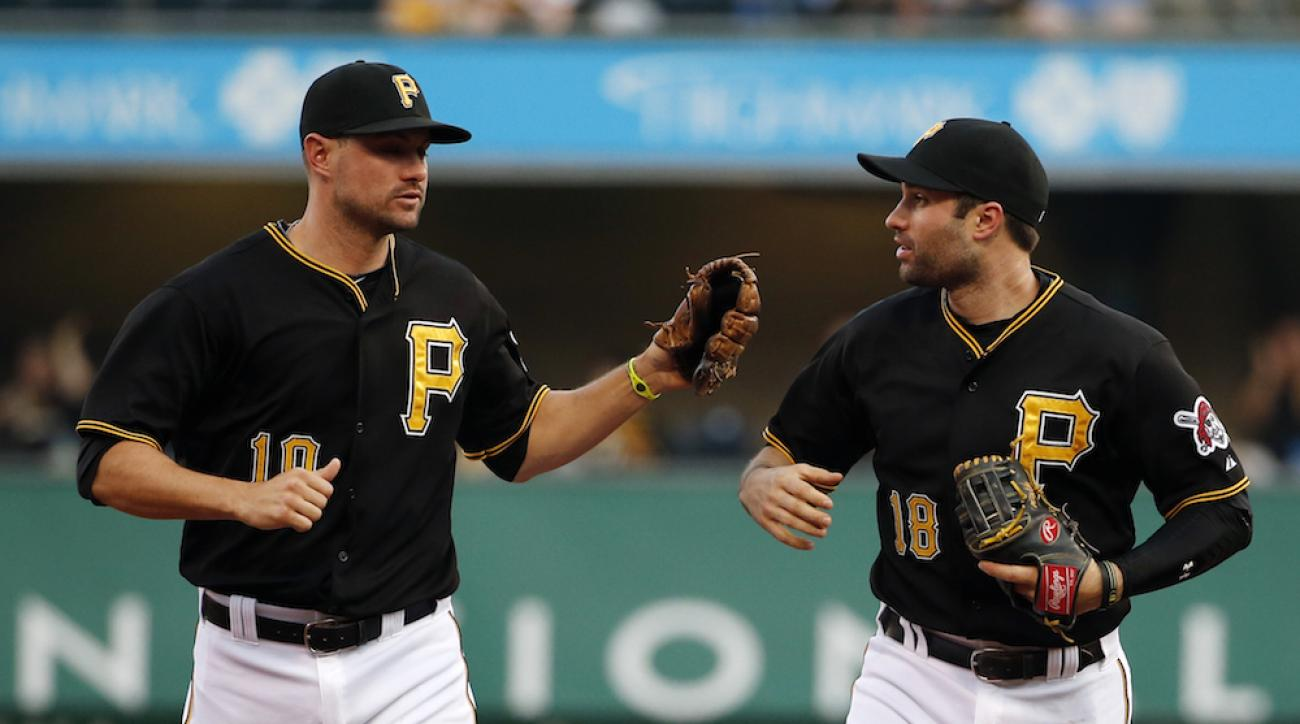 pittsburgh pirates triple play st louis cardinals