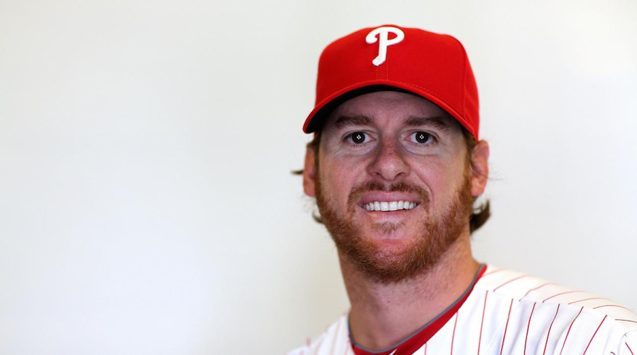 chad billingsley home run phillies mets