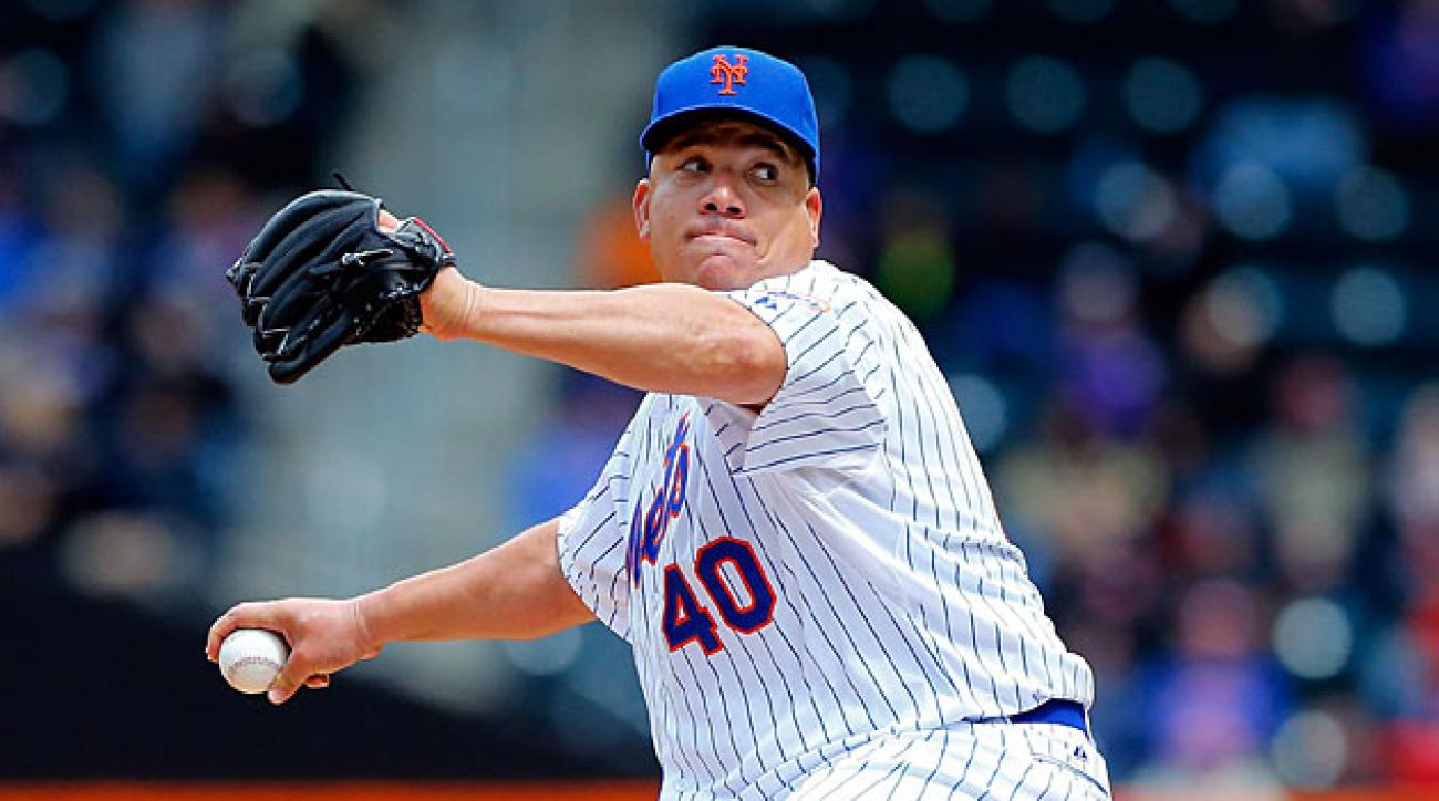 Bartolo Colon, New York Mets