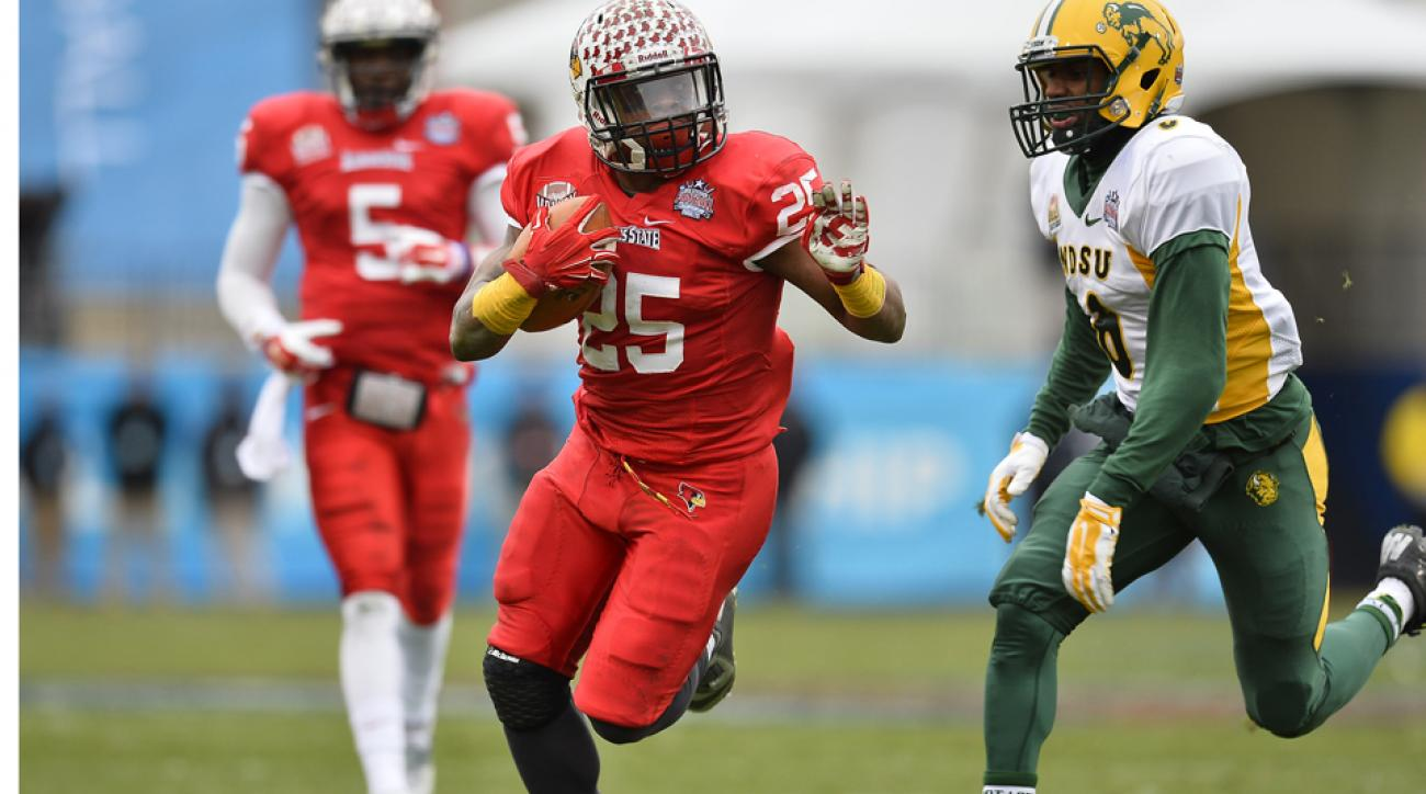 lll. St. RB Marshaun Coprich suspended after arrest