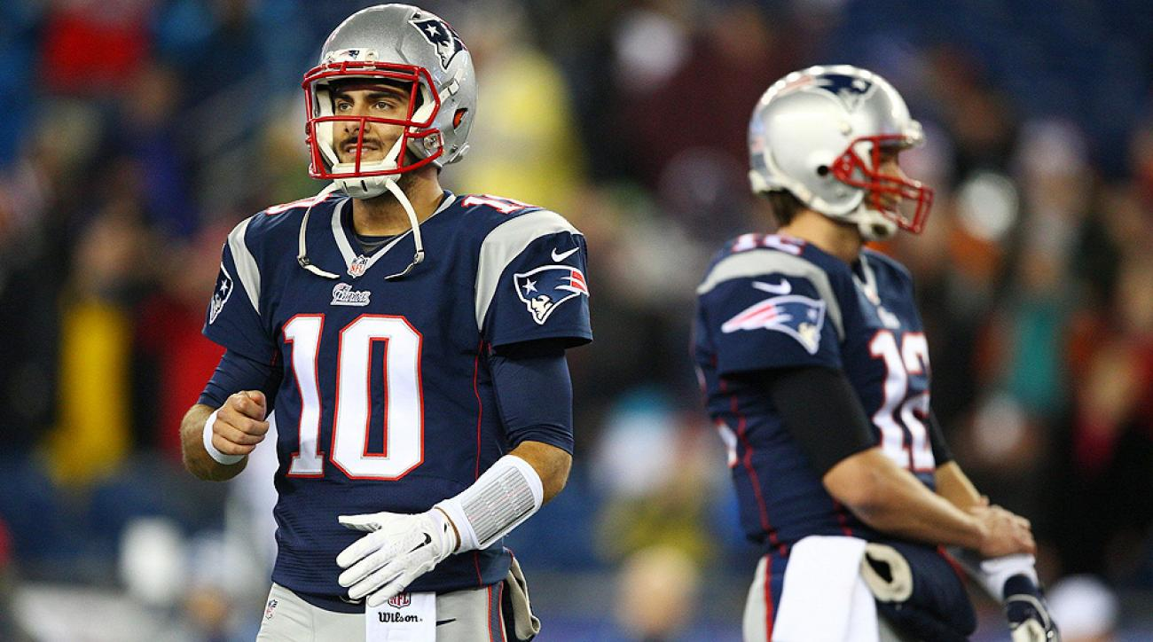Tom Brady Deflategate suspension: Jimmy Garoppolo, other replacements for stars
