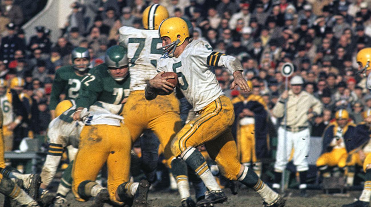 Paul Hornung, Green Bay Packers