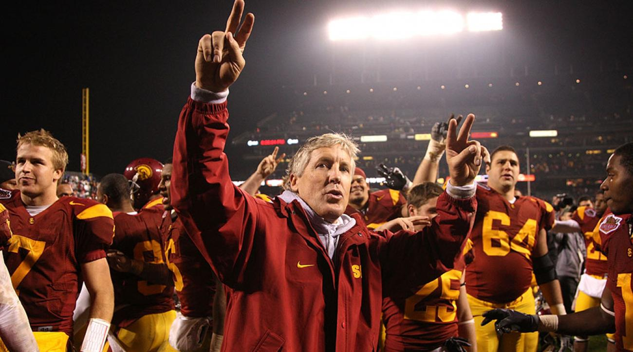 Pete Carroll USC Hall of Fame