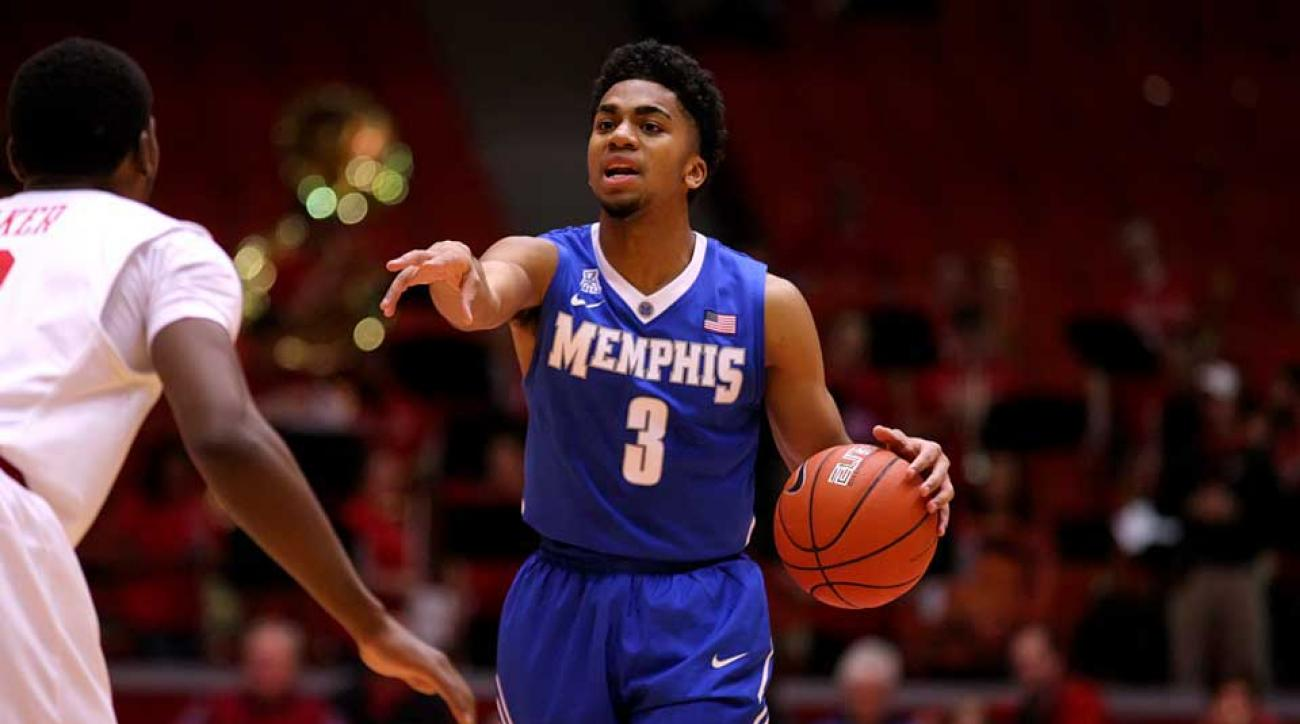 Memphis guard Pookie Powell to transfer to La Salle