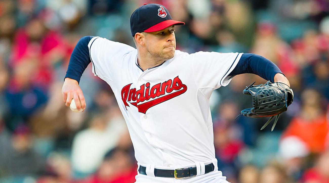 Corey Kluber Indians
