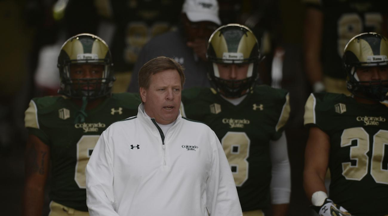 colorado state cost of attendance stipends jim mcelwain buyout