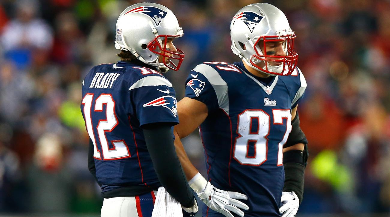 patriots tom brady suspension rob gronkowski interview
