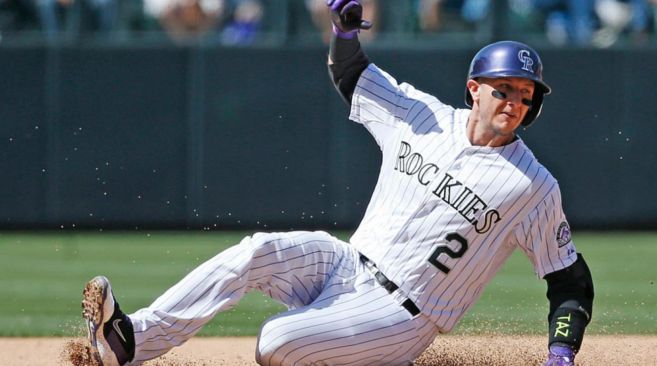 Troy Tulowitzki, Colorado Rockies