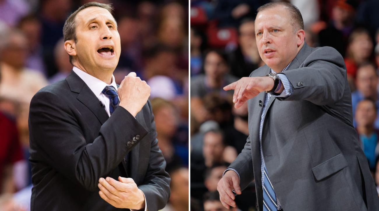 David Blatt; Tom Thibodeau
