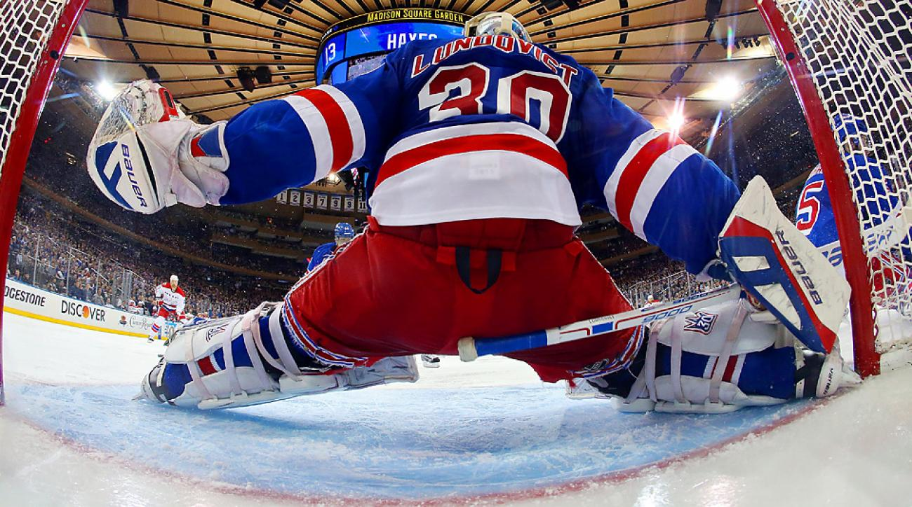 Henrik Lundqvist Leads New York Rangers To Game 7 Win Over Capitals