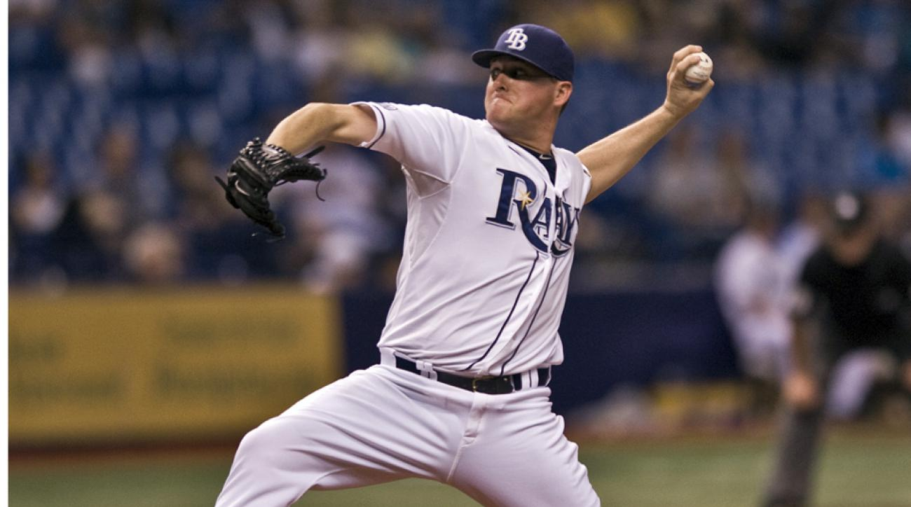 Rays' Jake McGee activated from 15-day DL