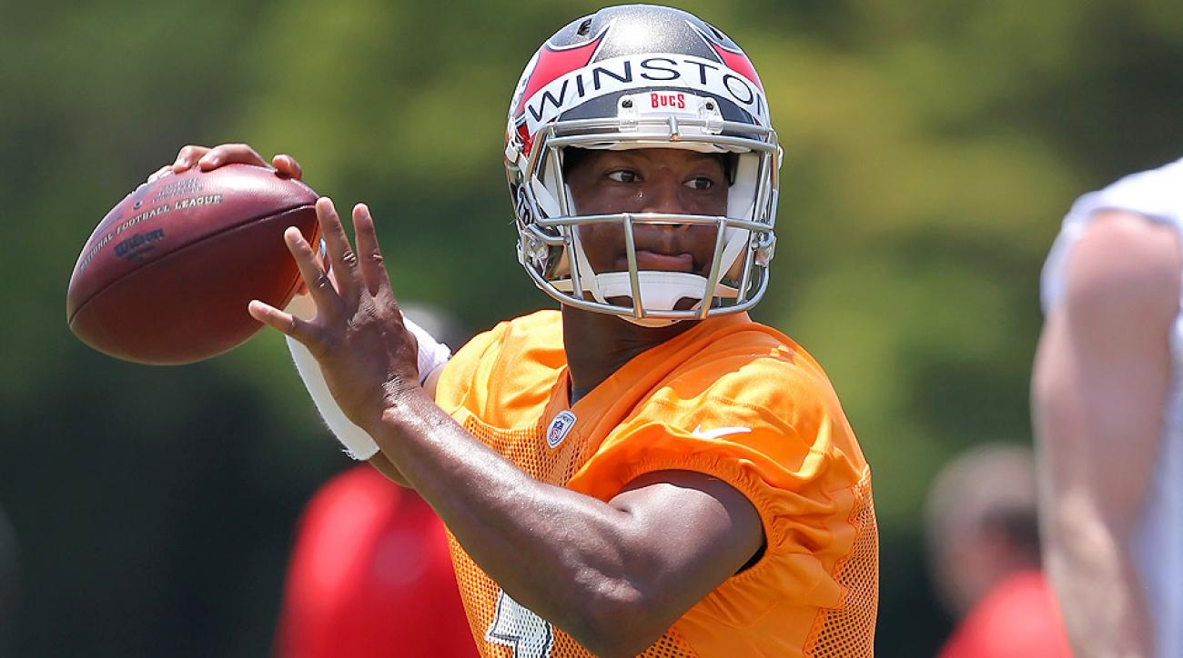 Jameis Winston ready to start his rookie year? Our NFL podcast
