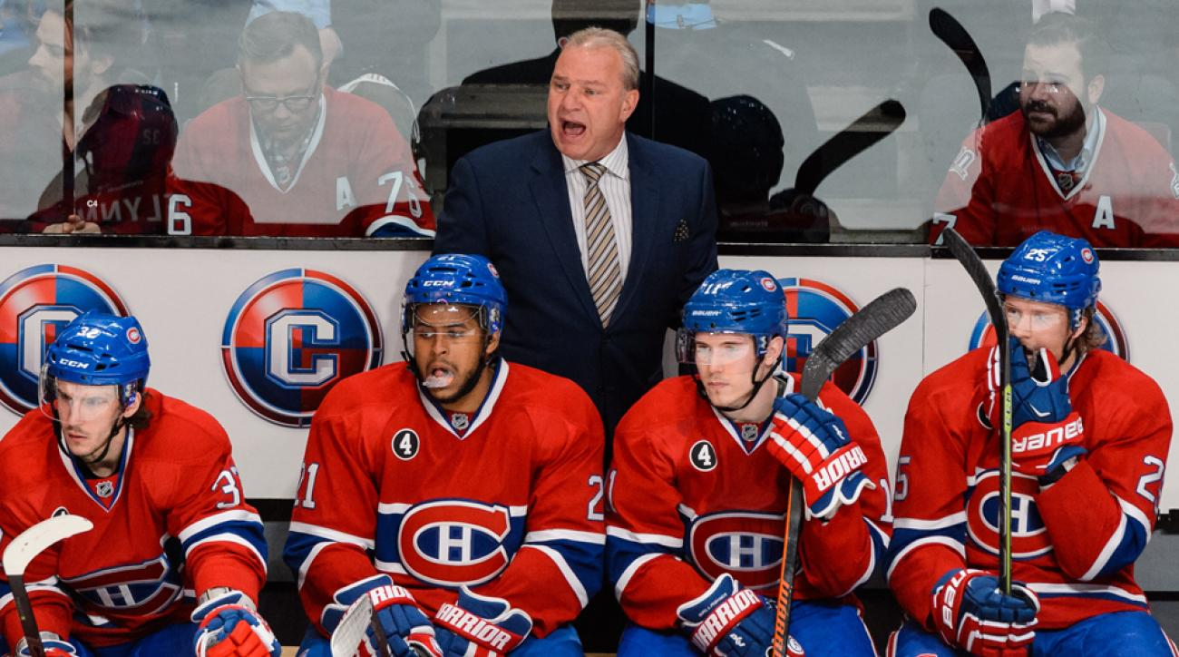 No changes to Canadiens coaching staff