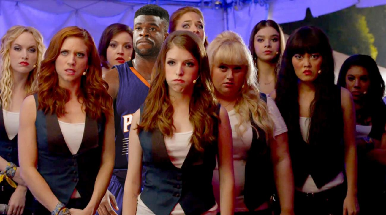 Pitch Perfect 2 Phoenix Suns
