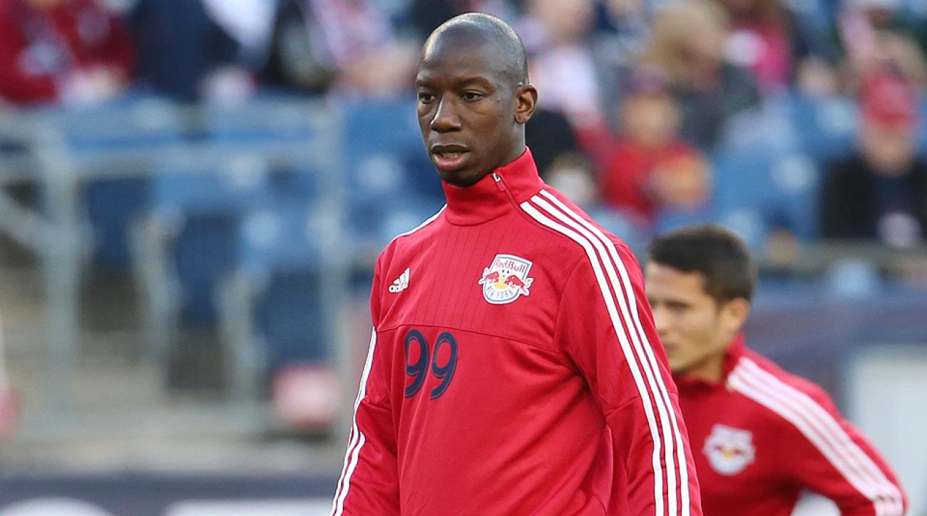 Bradley Wright-Phillips, New York Red Bulls played to a draw against Dallas.