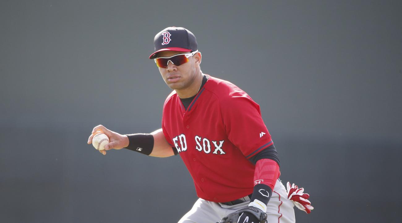 Red Sox prospect Yoan Moncada debut greenville drive