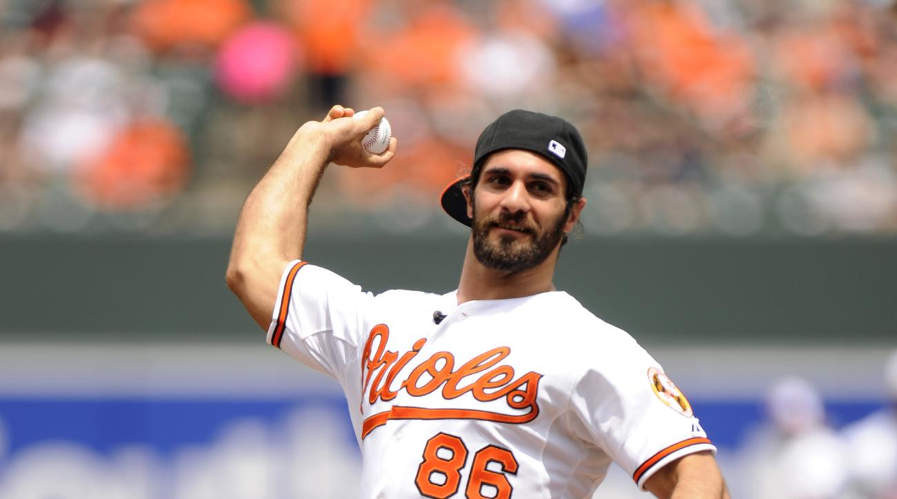 wwe payback seth rollins baltimore orioles