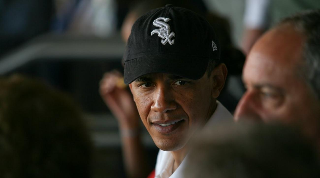 President Obama doesn't follow cubs on Twitter