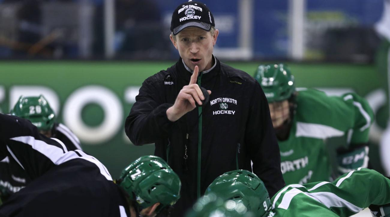 Flyers hire Dave Hakstol as head coach