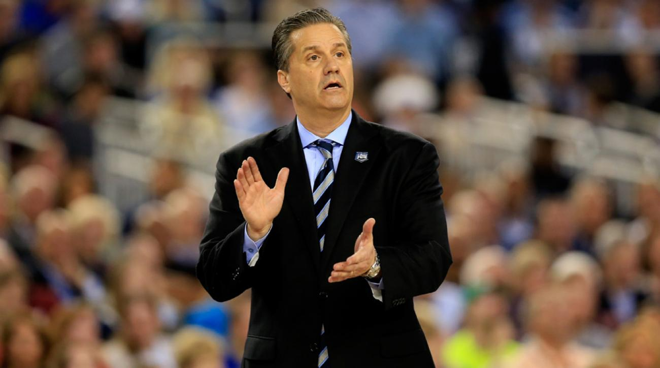 John Calipari is reportedly interested in the New Orleans Pelicans coaching job.