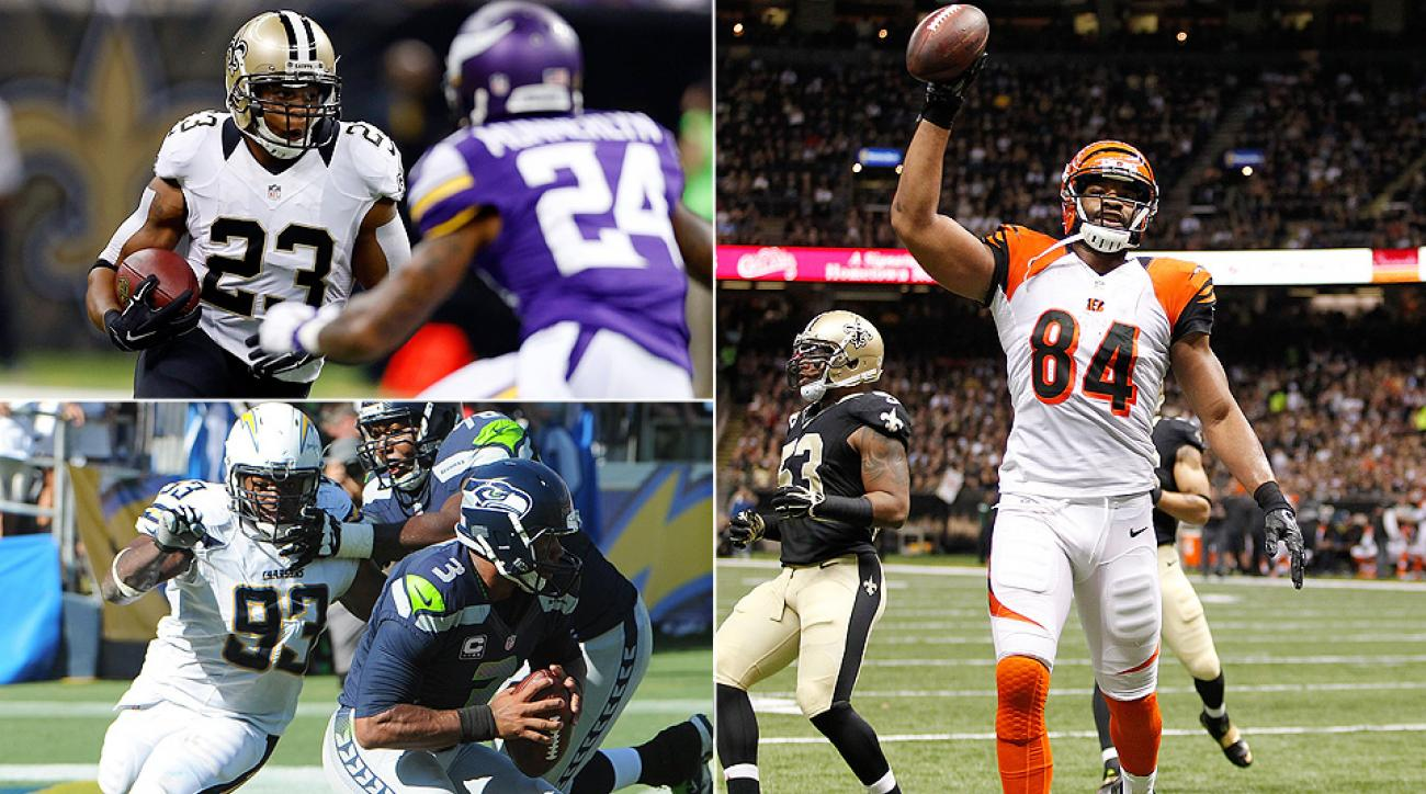 NFL free agents: Pierre Thomas, Dwight Freeney among best available veterans