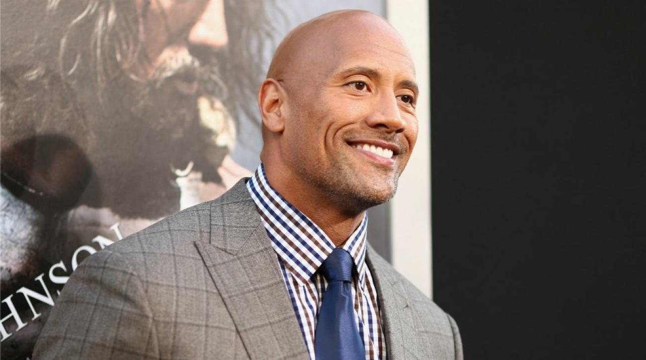 The Rock talks abotu San Andreas, Wrestlemania 32, Deflategate