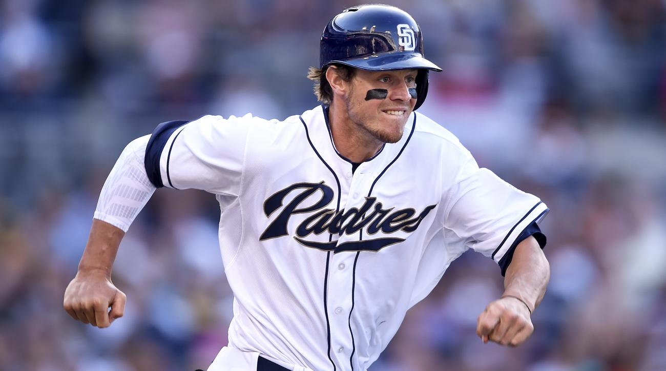 san diego padres wil myers injury wrist disabled list
