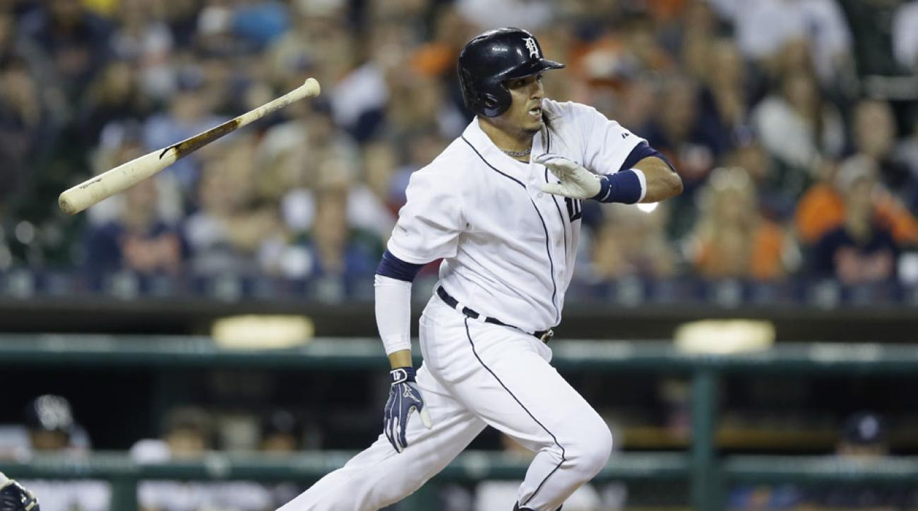Victor Martinez struggling for Tigers
