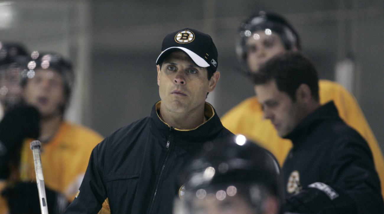 Bruins name Don Sweeney general manager