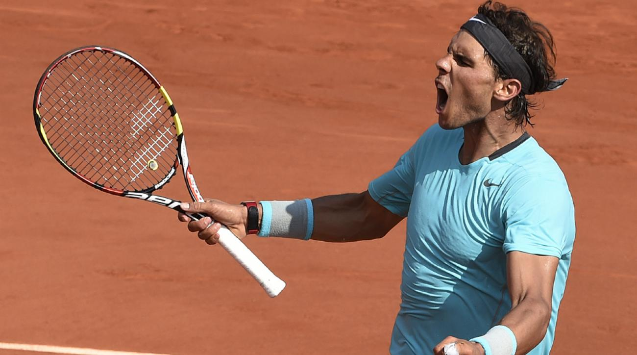 Watch the 2015 French Open on TV, live stream.