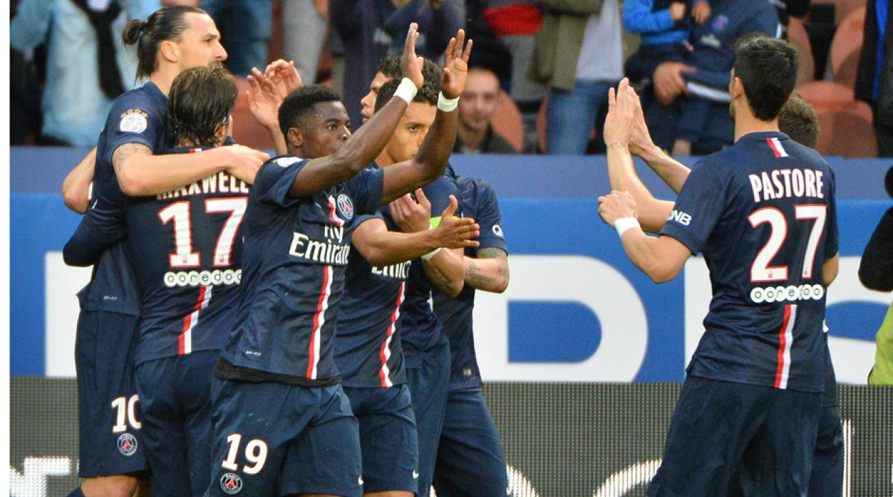 PSG best paid team in sports