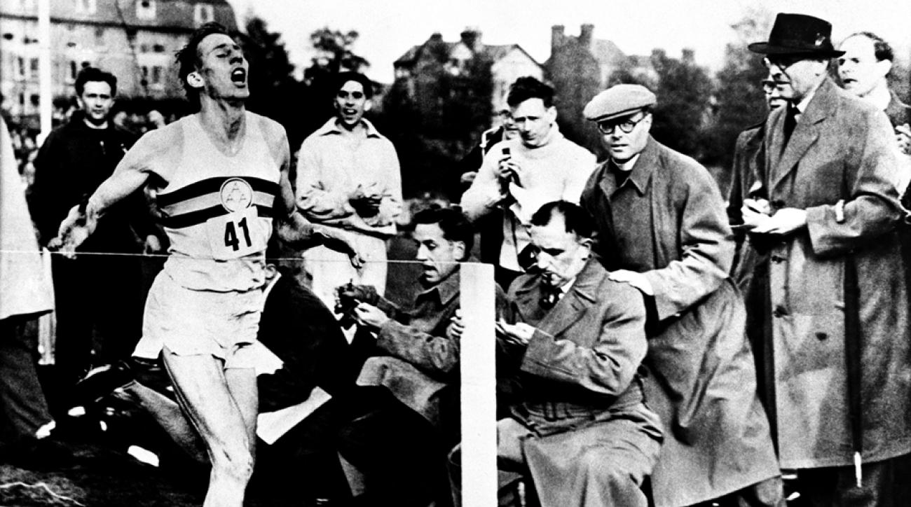 Roger Bannister's shoes hitting auction block