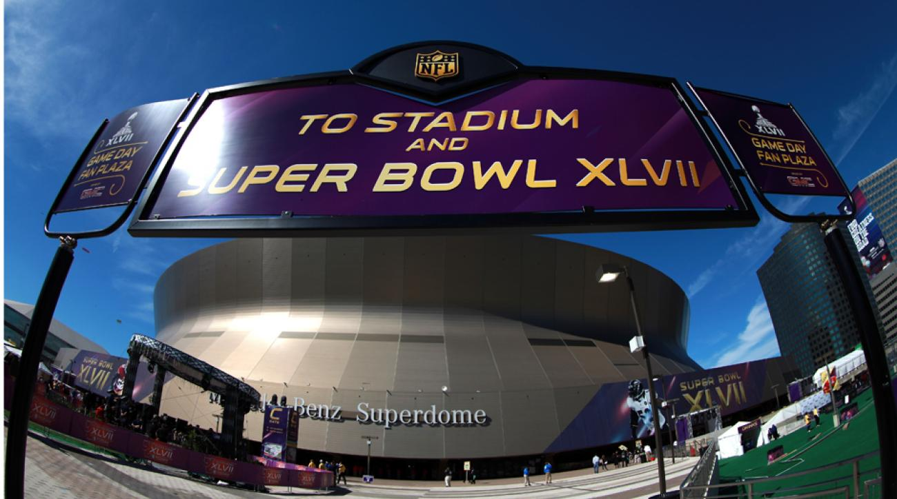 New Orleans among Super Bowl finalists