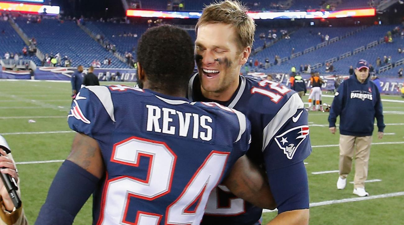 Darrelle Revis spoke out on Tom Brady suspension and Deflategate.