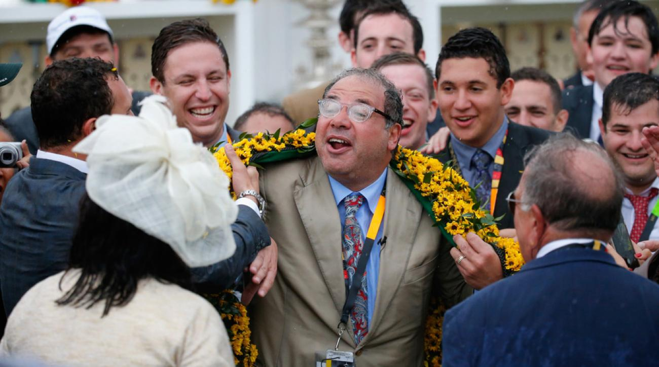 American Pharoah's owner named in lawsuit