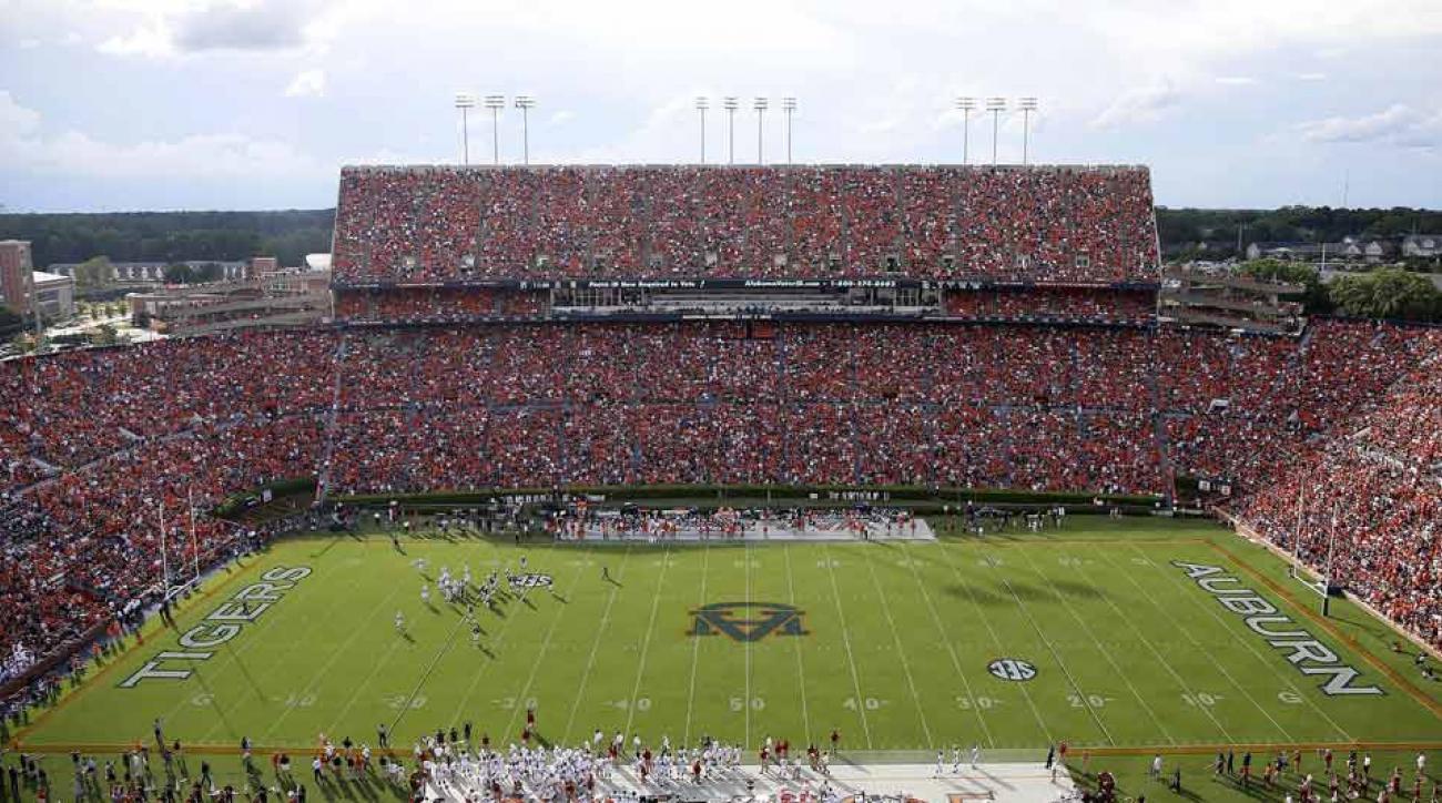 Auburn's Jordan-Hare Stadium