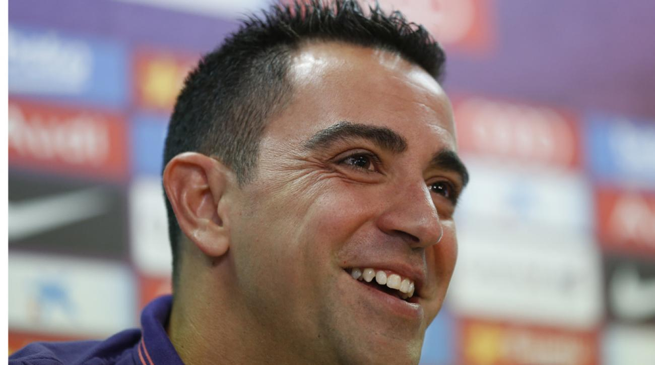 Xavi Hernandez leaves Barcelona after 17 seasons