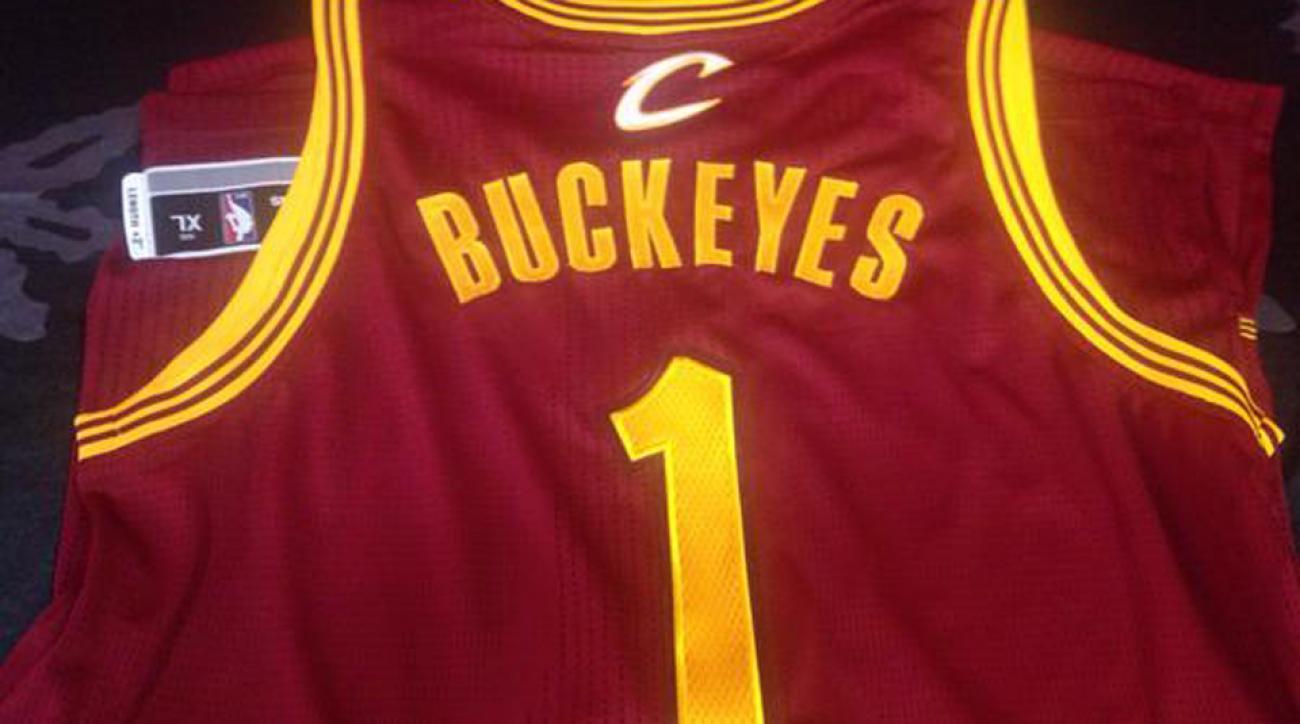 Cleveland Cavaliers Ohio State football Urban Meyer