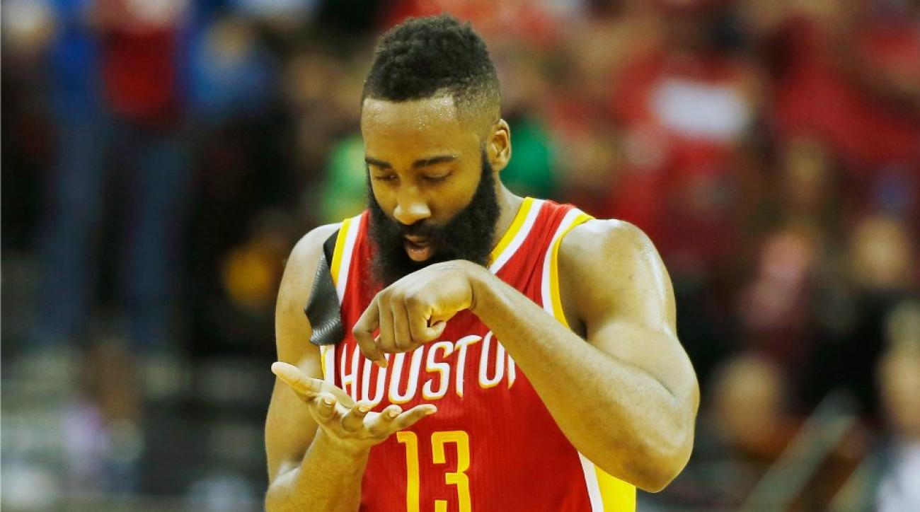 The Atlanta Hawks are hoping to avoid James Harden's fate with Based God curse