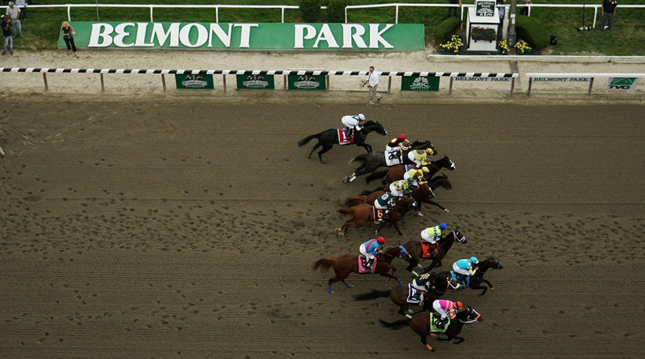Belmont Stakes past winners history