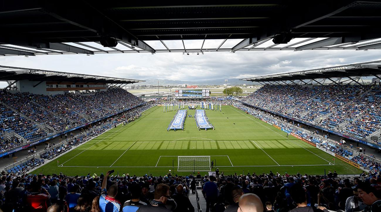 2016 MLS All-Star Game host Avaya Stadium