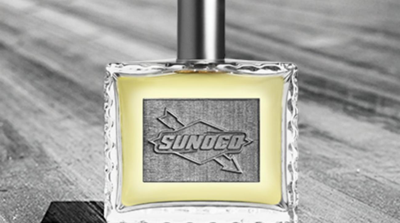 Race Car drivers endorse Burnt Rubbér cologne