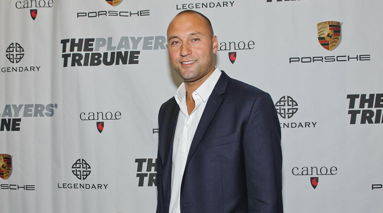 Derek Jeter Nickelodeon Kids Choice Awards
