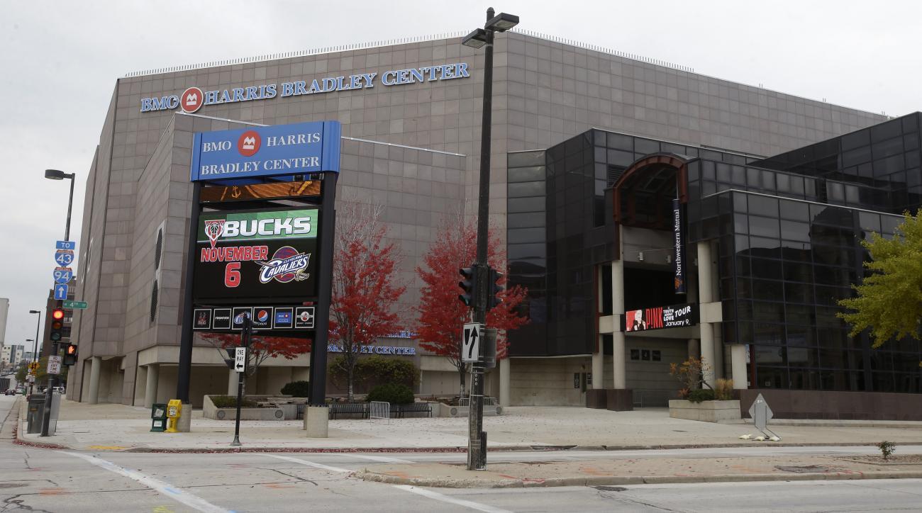 milwaukee bucks arena budget approval