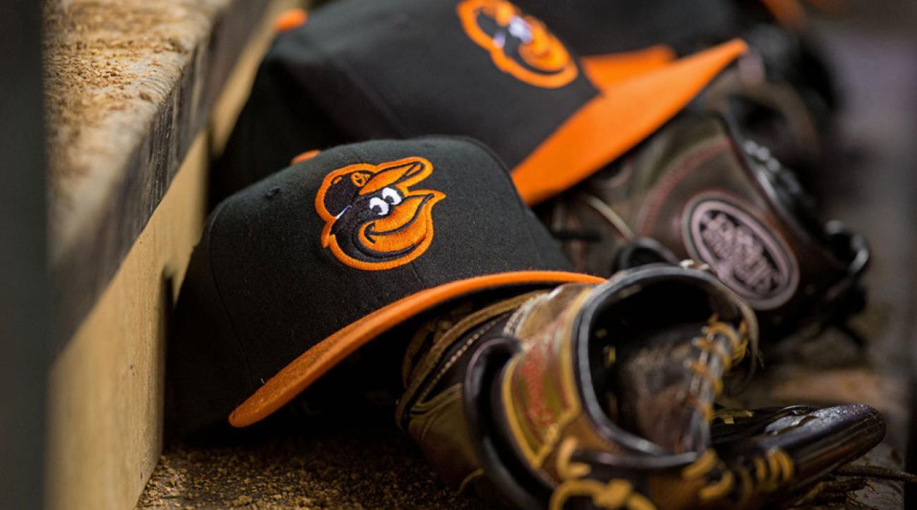Baltimore Orioles exhibition game Cuba