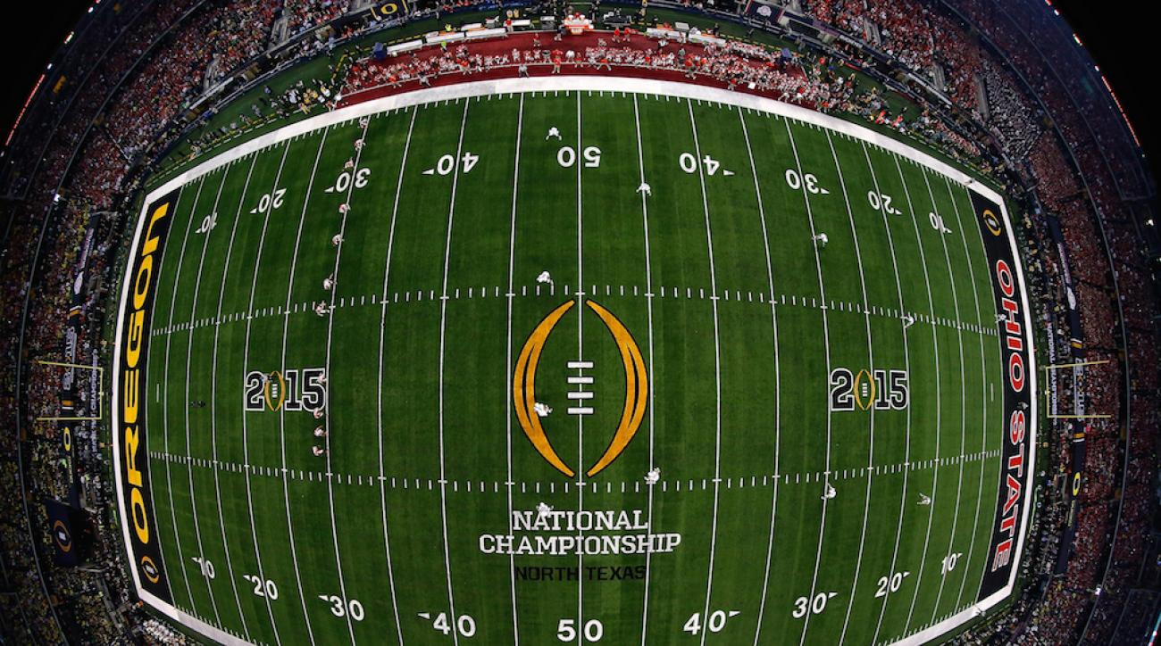 College Football Playoff Nine Cities Bid To Host 2018