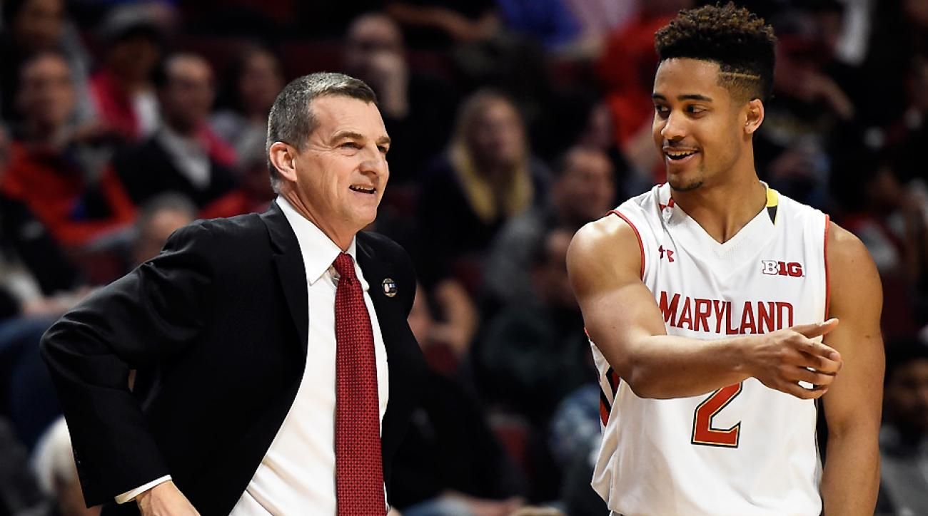 Mark Turgeon, Melo Trimble